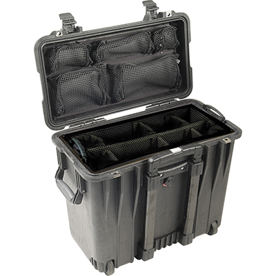 pelican 1440 1444 waterproof case padded dividers