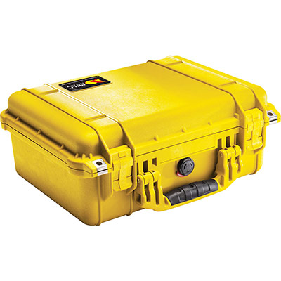 peli 1450eu watertight travel case