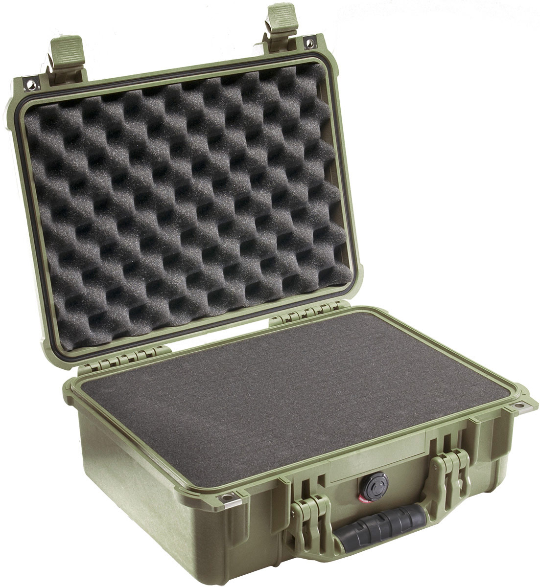 pelican 1450 green camera protector case