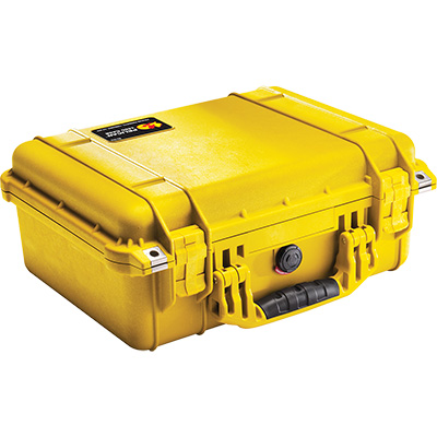 pelican 1450 watertight travel case
