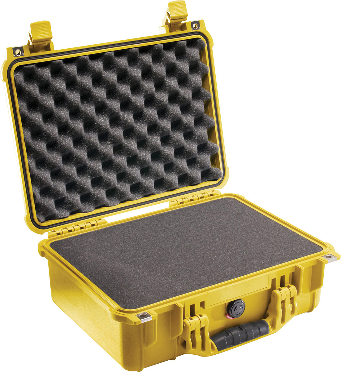 pelican 1450 yellow foam tool case