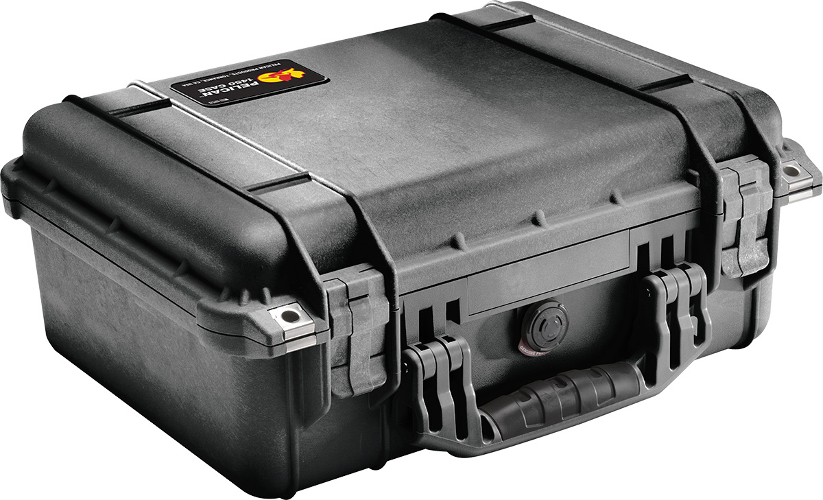pelican hard watertight lifetime case