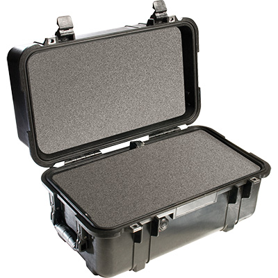 pelican 1460 black foam case