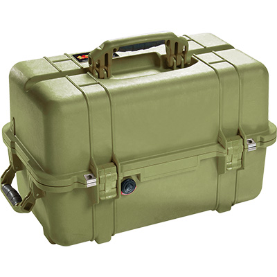 pelican 1460 green camera case
