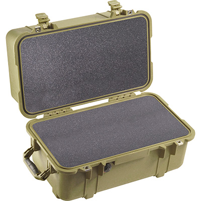 pelican 1460 green foam dustproof case