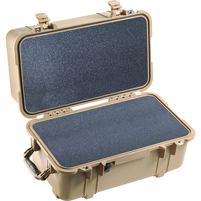 pelican 1460 tan foam case
