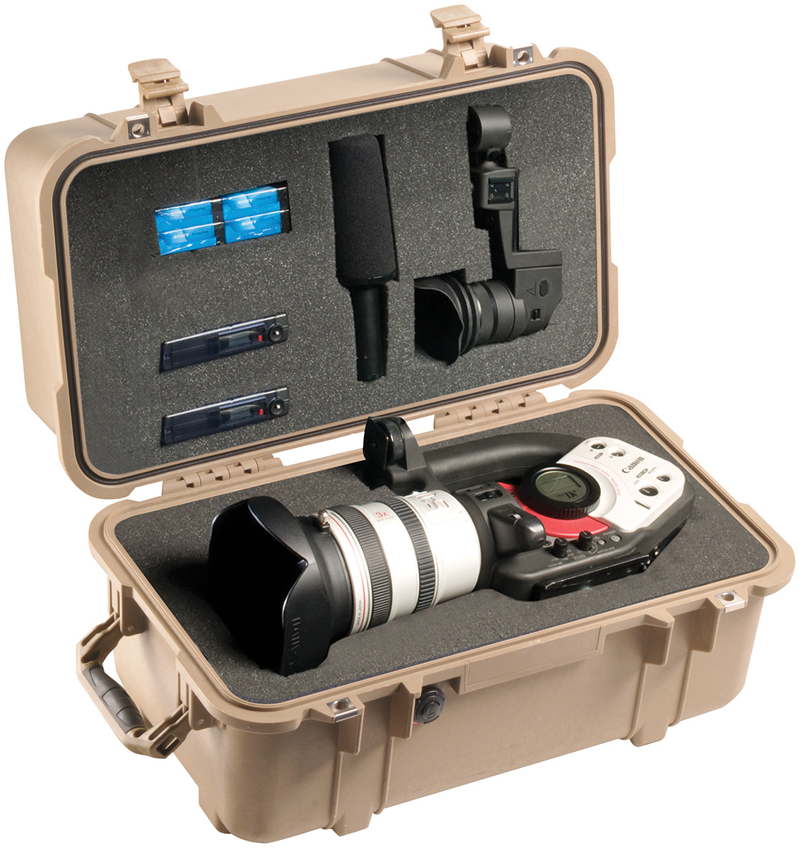 pelican 1460 hard canon video camera protection case