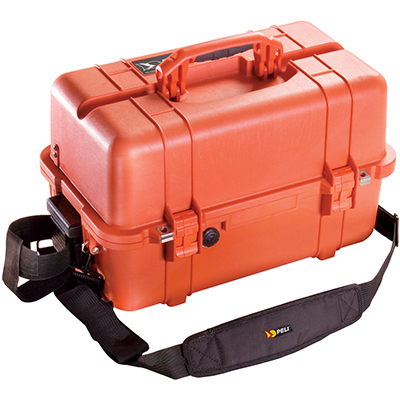 peli ems medical first aid kit box case