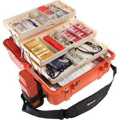 pelican 1460ems emergency supply kit case
