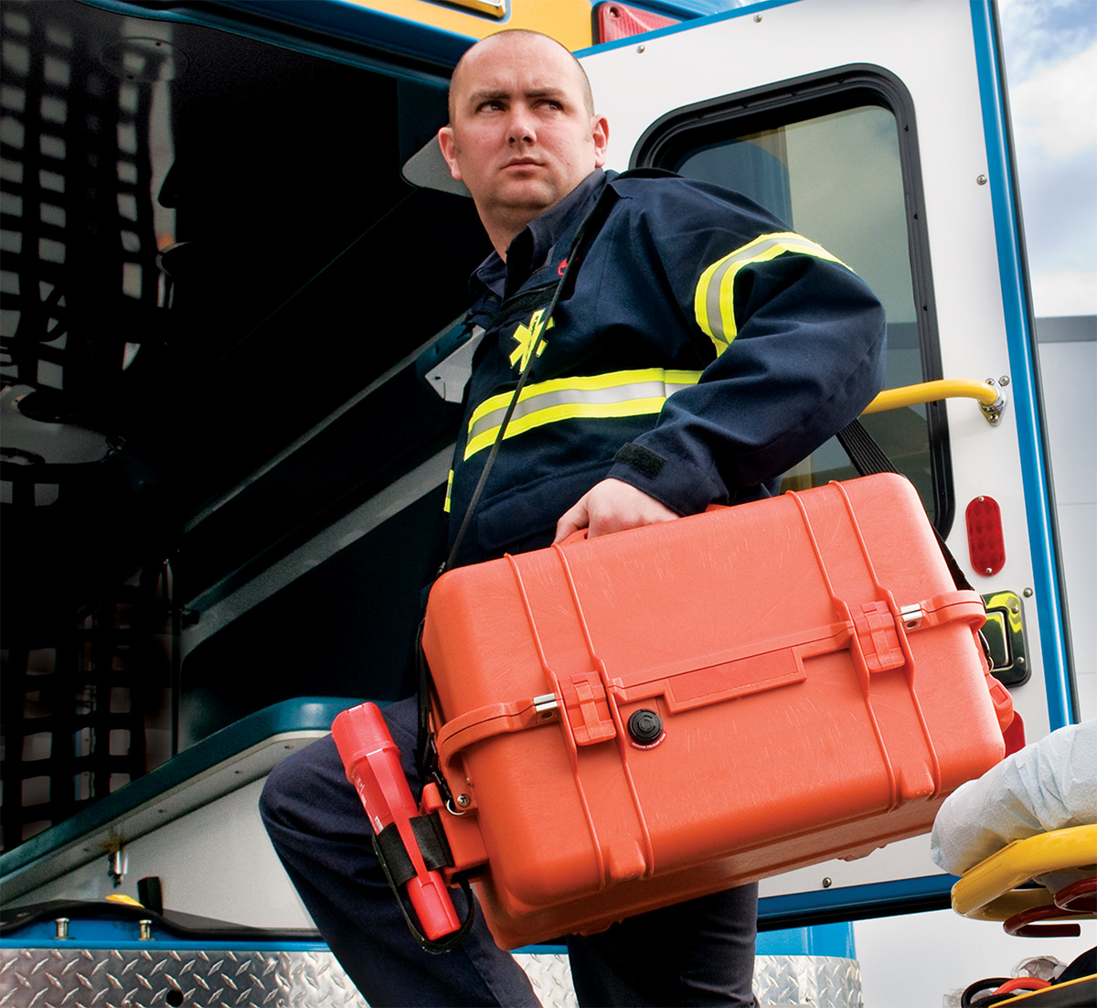 pelican peli products 1460EMS ambulance parametic emt case