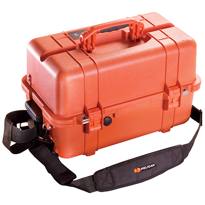 pelican ems medical first aid kit box case
