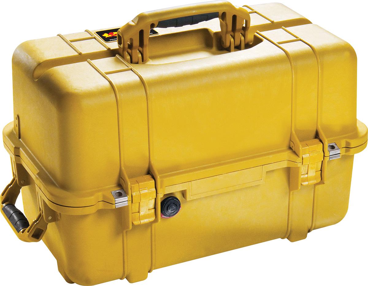 pelican 1460tool 1460 tool yellow storage organizer