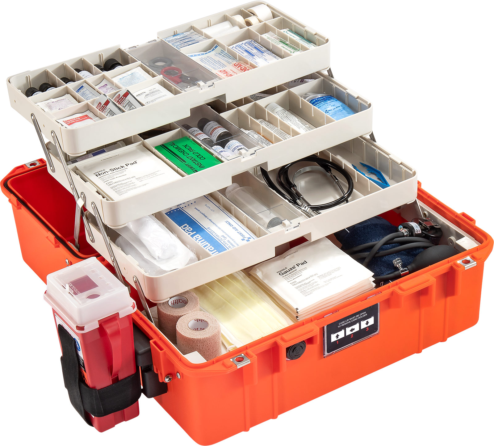 peli 1465ems medical aid case
