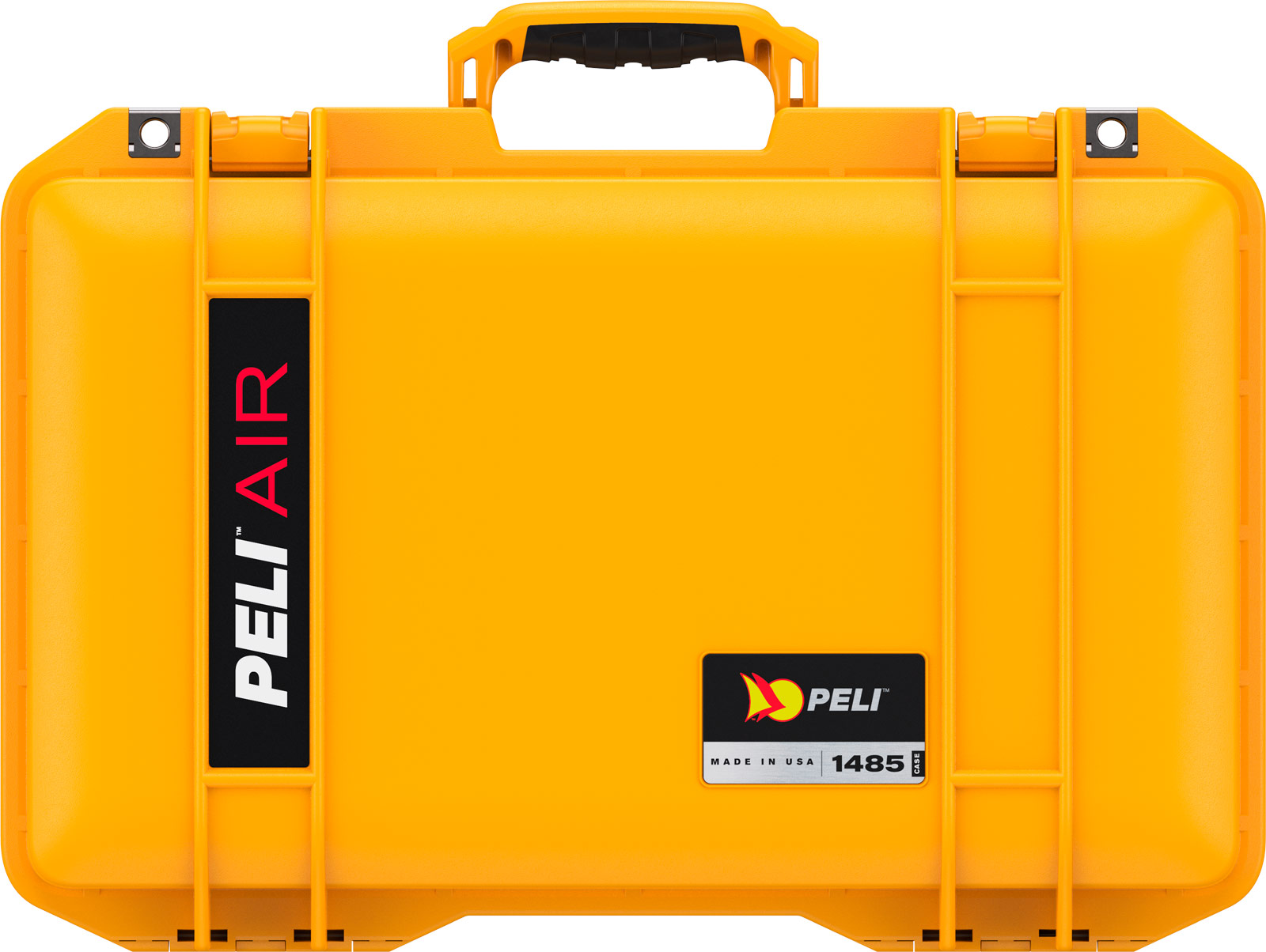 pelican 1485 air cases yellow case