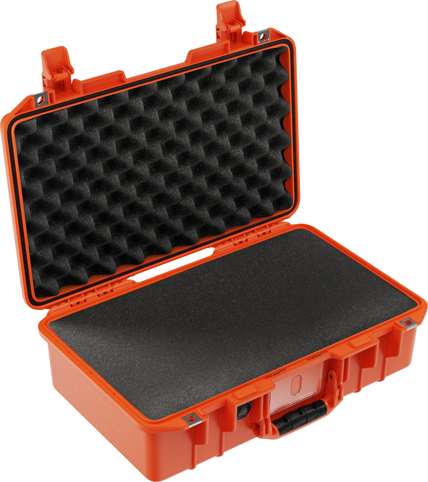 buy pelican air 1485 shop orange foam travel case