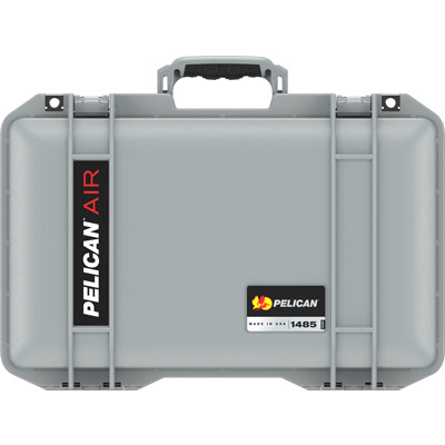 pelican gray 1485 air case watertight cases