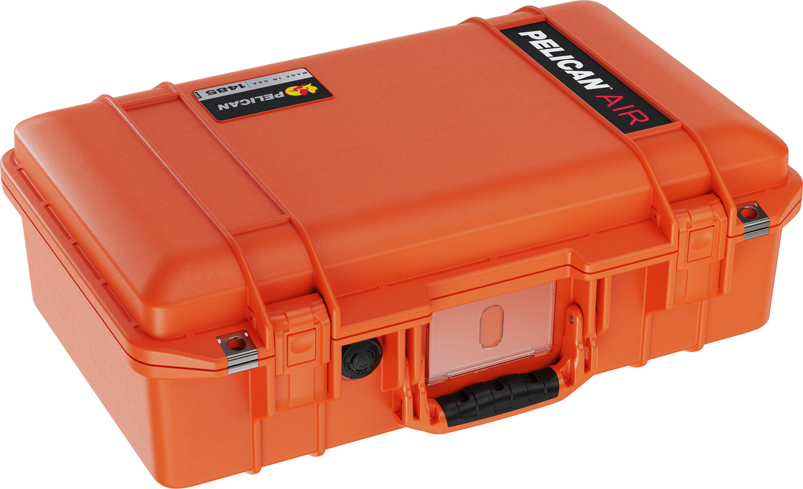 pelican orange air case 1485 camera case