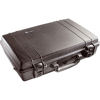 peli 1490 waterproof hard briefcase case