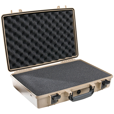 pelican 1490 hard briefcase laptop military case