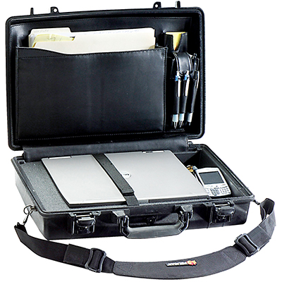 pelican macbook laptop travel case briefcase