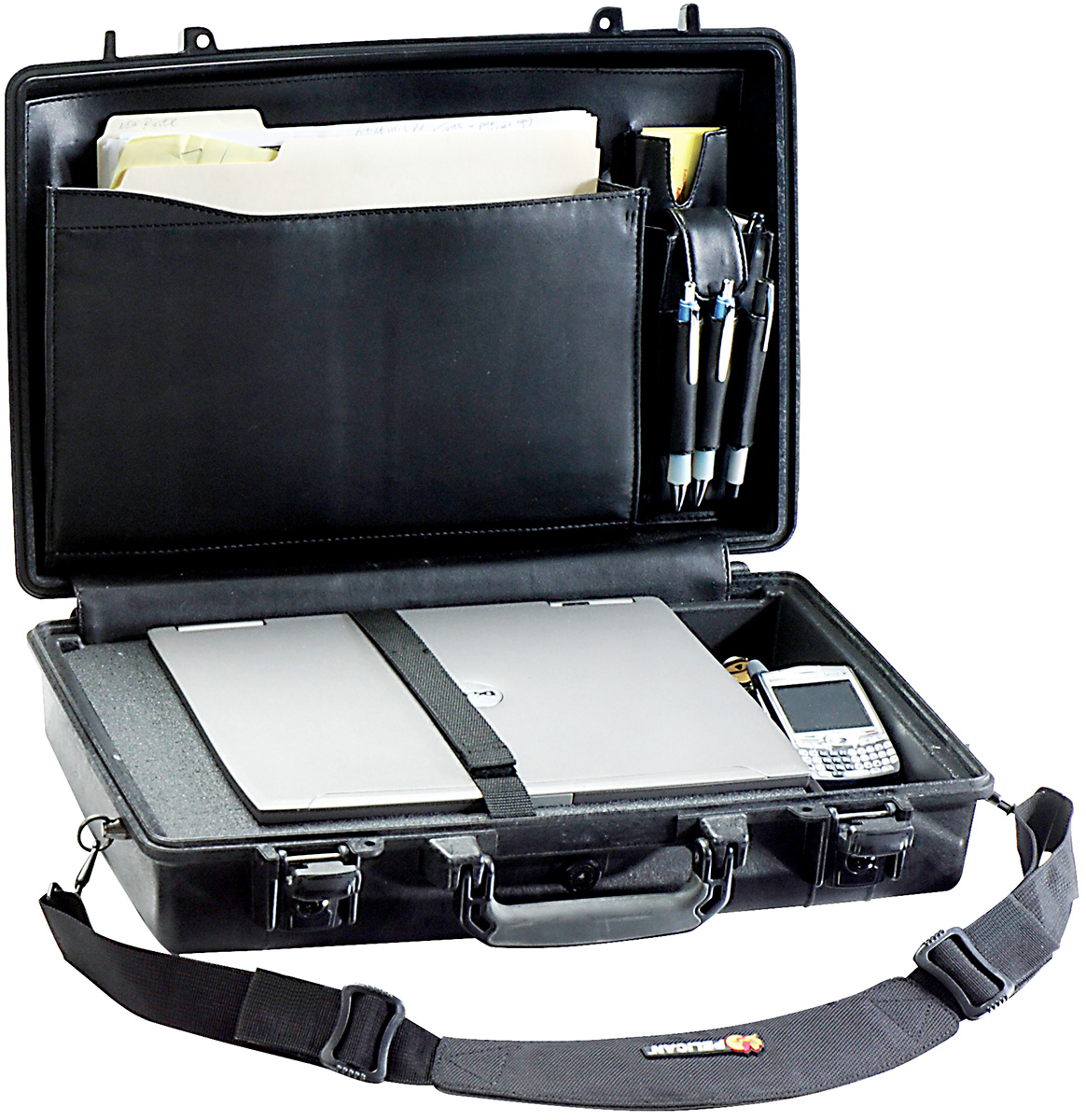 pelican peli products 1490CC1 macbook laptop travel case briefcase