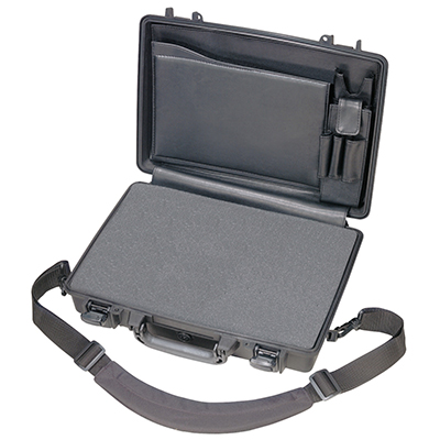 pelican 1490cc2 crush dust proof laptop case briefcase