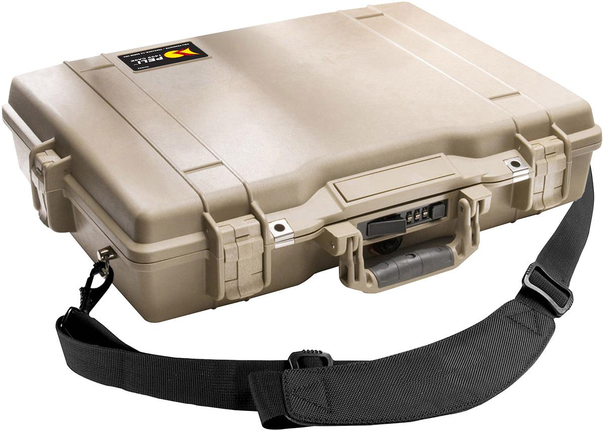 pelican 1495 tan outdoor hard laptop cases