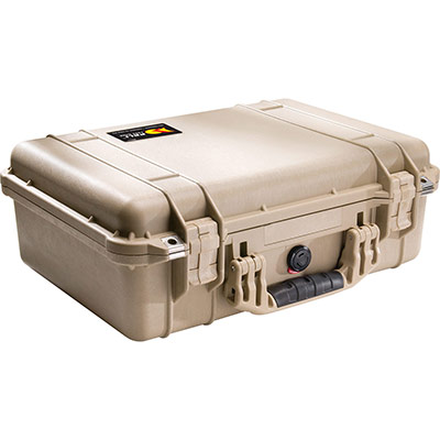 peli 1500eu tan photographer case