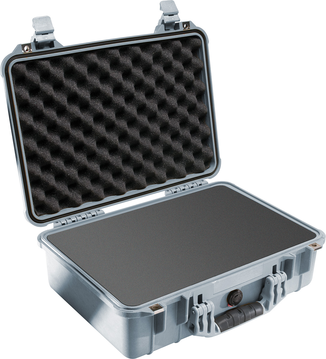 pelican 1500 silver watertight case