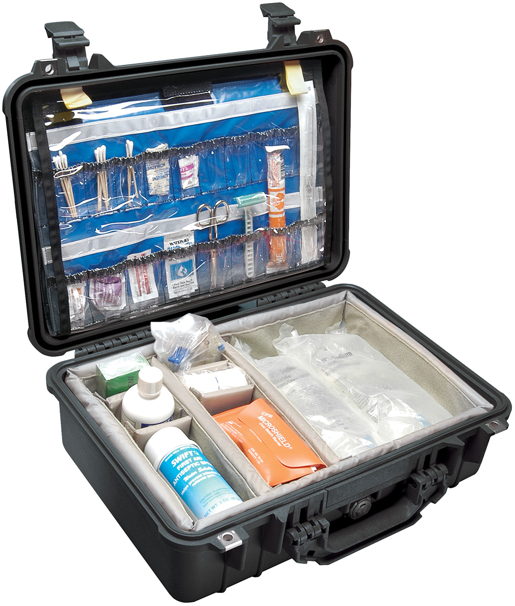 pelican ems medical 1500ems first aid