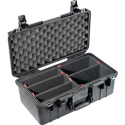 Peli 1506 Case with TrekPak Divider System
