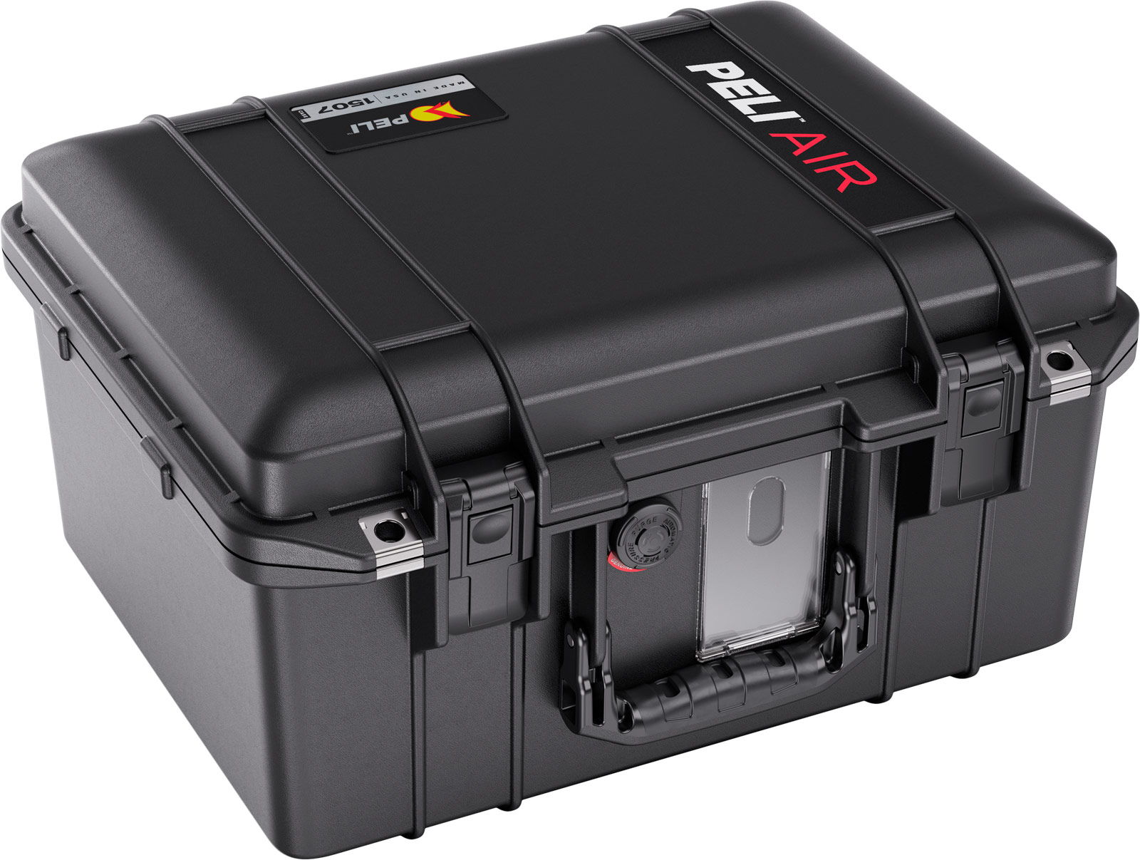 pelican 1507 air black travel case