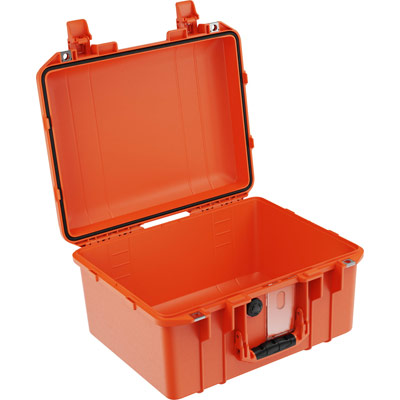 pelican air 1507 orange camera case