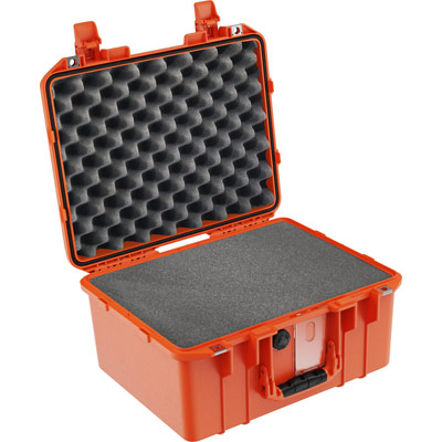 pelican air 1507 orange travel case