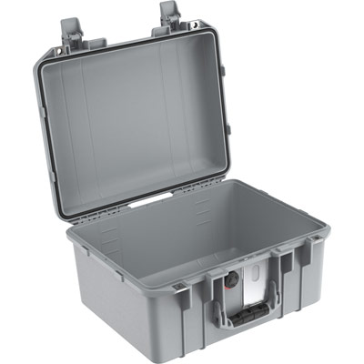 pelican air 1507 silver airline case