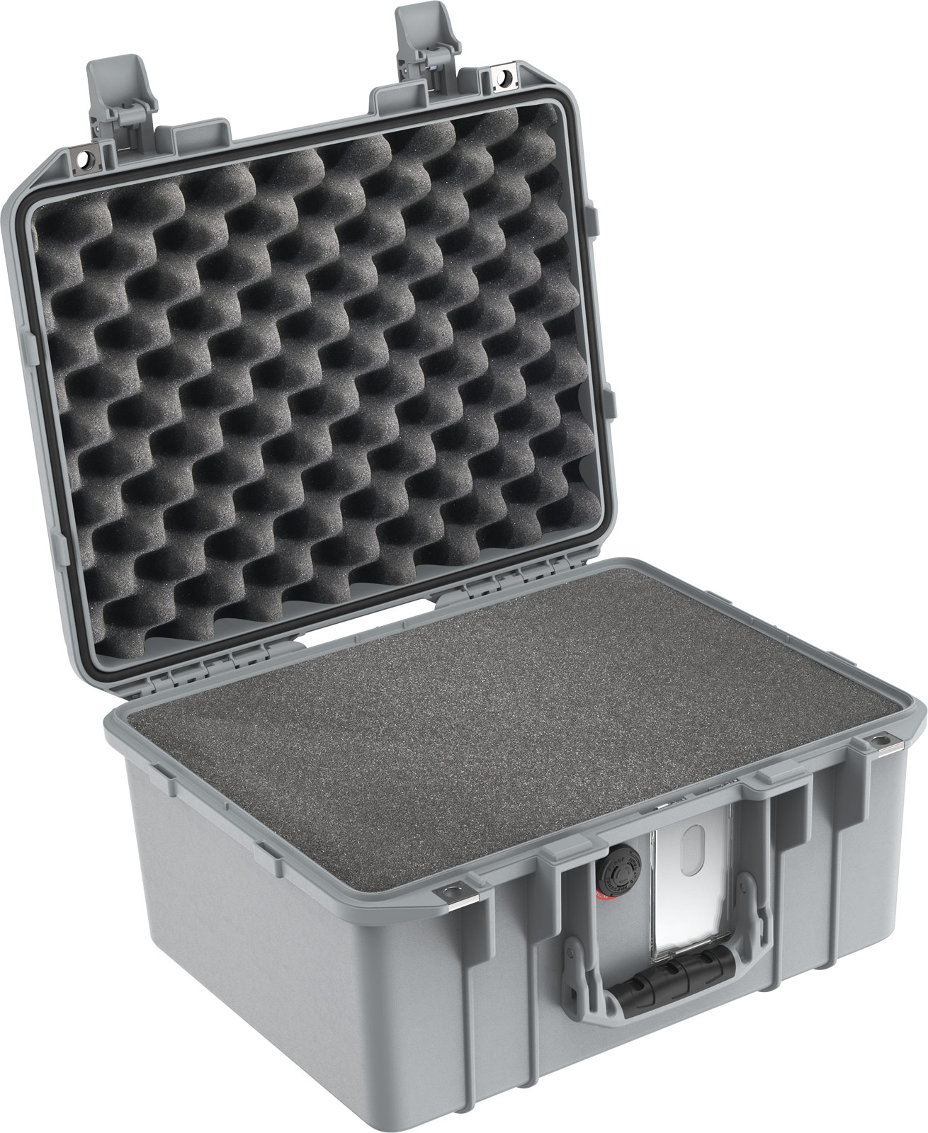 buy pelican air 1507 shop silver carry on case