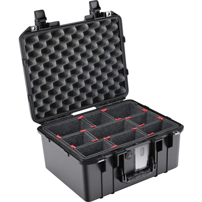 Peli 1507 Case with TrekPak Divider System
