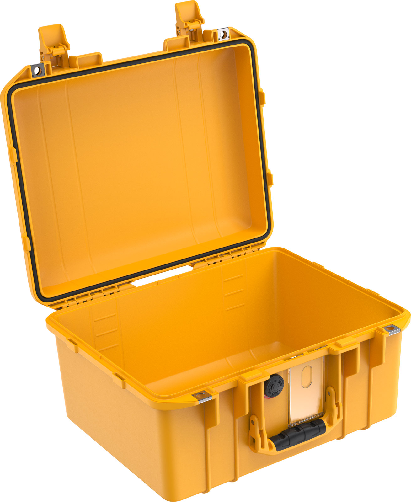 pelican air 1507 yellow luggage case