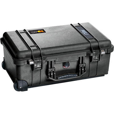 peli carry on rolling pelicase hard case