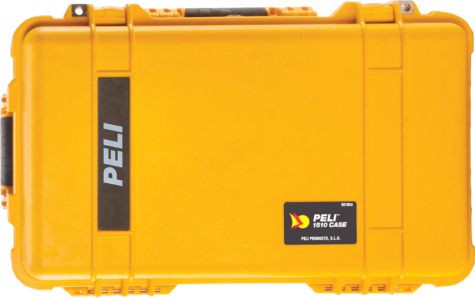peli case 1510 yellow carry on cases