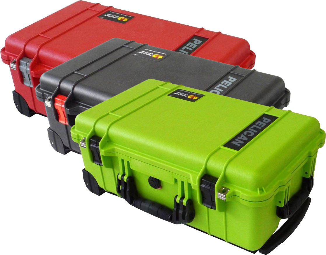 pelican 1510 color case series