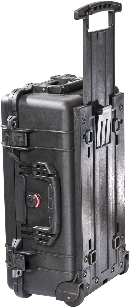 pelican 1510 hard wheeled travel carry on case