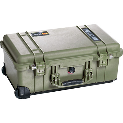 pelican 1510 od green case waterproof cases