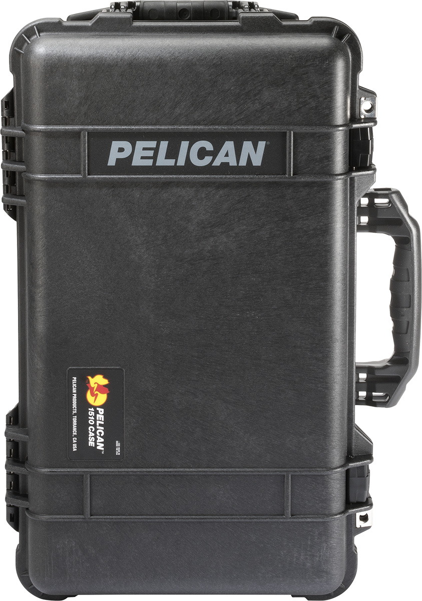 pelican 1510 trvel carry on hard case 1510