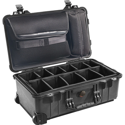 pelican 1510sc studio camera case with dividers