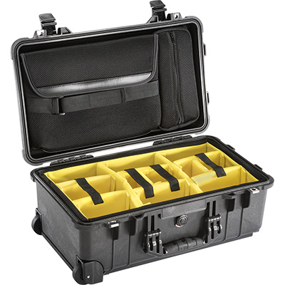 pelican 1510sc camera lens photo travel hard case