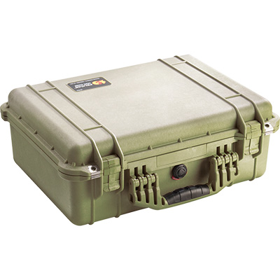 pelican 1520 green camera case