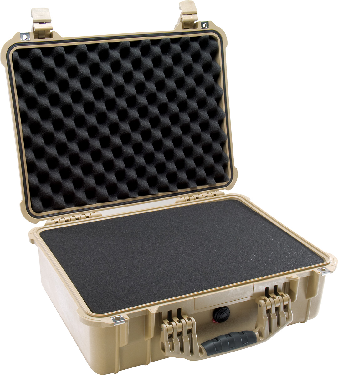 pelican 1520 tan foam photography case