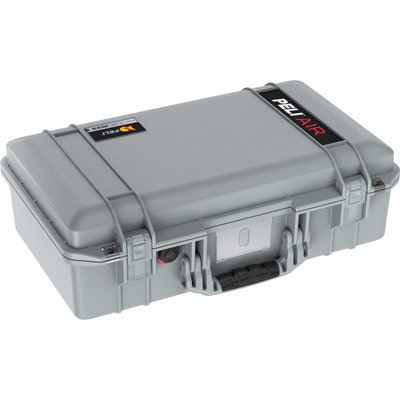 pelican 1525 grey air case waterproof cases