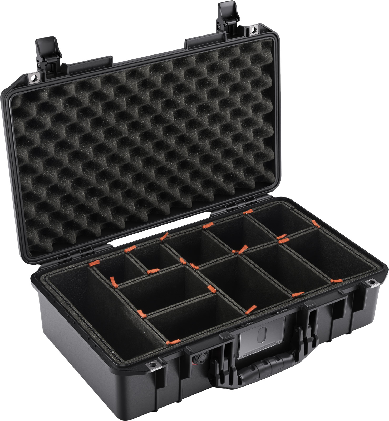 pelican 1525tp air case trekpak camera case